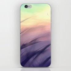 Goodmorning dragonfly iPhone & iPod Skin