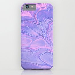 Lilac Lullaby iPhone Case