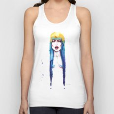Bleach Unisex Tank Top