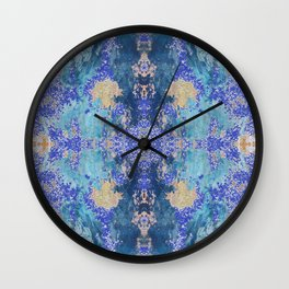 Merging two backgrounds Wall Clock