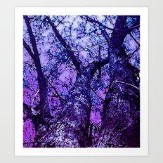 Tree Spirit II Art Print
