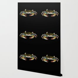 Blue Crab Wallpaper