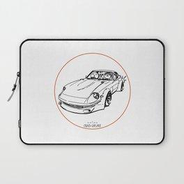 Crazy Car Art 0074 Laptop Sleeve