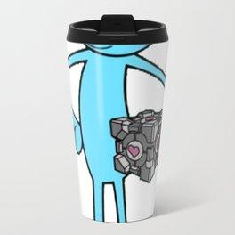 Mr Companion T-Shirt Travel Mug