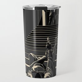 Film noir Travel Mug