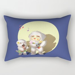 Ukulele Rectangular Pillow