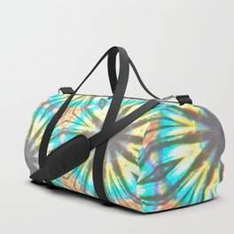 Twelve-Pointed Diagonal Stars Duffle Bag