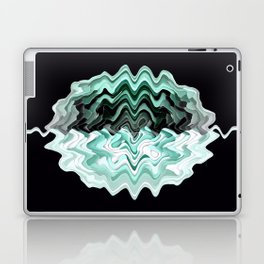 Brain Waves... Laptop & iPad Skin