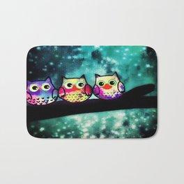 owl-253 Bath Mat