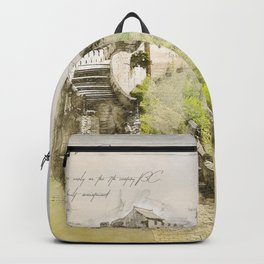 Great Chinese Wall Backpack