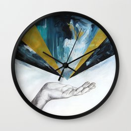 Let it Come Wall Clock