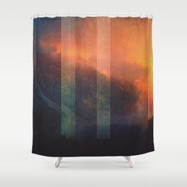 Fractions A98 Shower Curtain