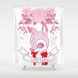 Little Bambi Shower Curtain