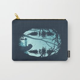 Lonely Spirit Spirited Away Carry-All Pouch