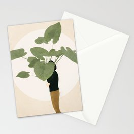 Too Litle for this Pot Stationery Cards