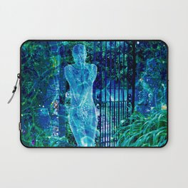 Blue Spirit Laptop Sleeve