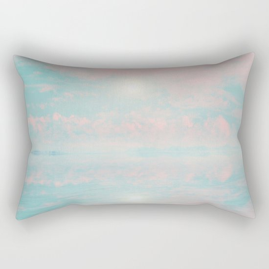 Out to Sea III Rectangular Pillow