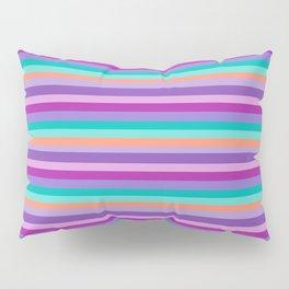 Stripes Colorul Mood Pillow Sham