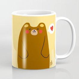 Bear heart for you Coffee Mug