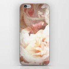 Vie en rose iPhone & iPod Skin