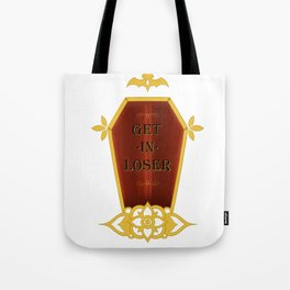 Coffin Jerk Tote Bag