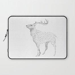 Deer dots Laptop Sleeve