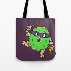 Donutello Tote Bag