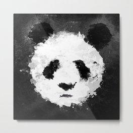 The Panda Metal Print