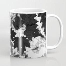 Leaves grow old gracefully Coffee Mug