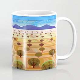 Northern Arizona Landscape Coffee Mug