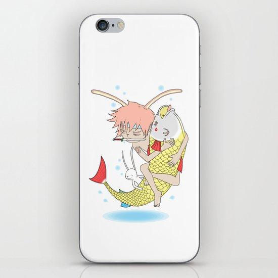 安寧 HELLO - FISHING EP003 iPhone & iPod Skin