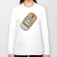 vans Long Sleeve T-shirts featuring Cute brown Vans all star baby shoes apple iPhone 4 4s 5 5s 5c, ipod, ipad, pillow case and tshirt by Three Second