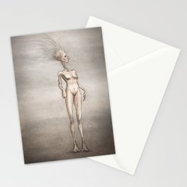 Portal to the Demonic Realm Stationery Cards
