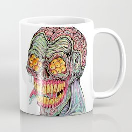 Demon Brain Coffee Mug