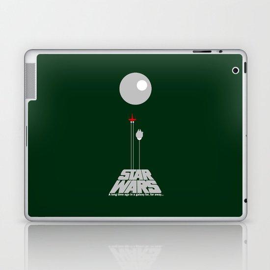 A New Hope IV Laptop & iPad Skin
