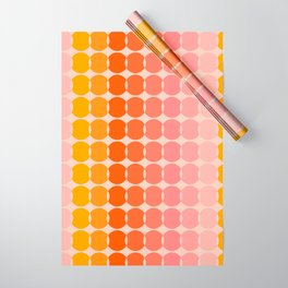 Strawberry Dots Wrapping Paper