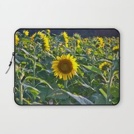 Sunflower Fields Forever - No. 5 Laptop Sleeve