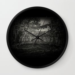 The Witch Circle Wall Clock