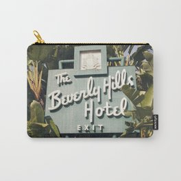 Beverly Hills Hotel Carry-All Pouch