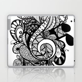 Let the music play! Laptop & iPad Skin