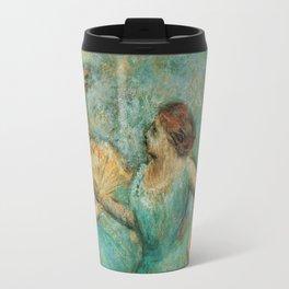 Edgar Degas - Two Dancers, 1905 Travel Mug