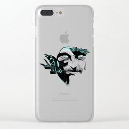 King Ragnar Clear iPhone Case
