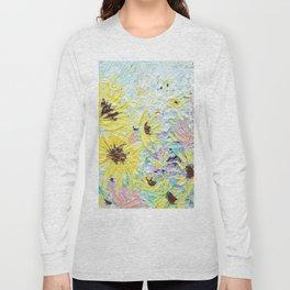 Autumnal Bouquet Long Sleeve T-shirt
