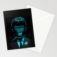 Monkey Suit II Stationery Cards