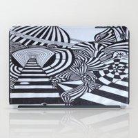 ninja iPad Cases featuring Ninja by Biancasigns