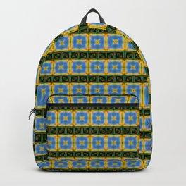 Sky Eye Tiles Backpack