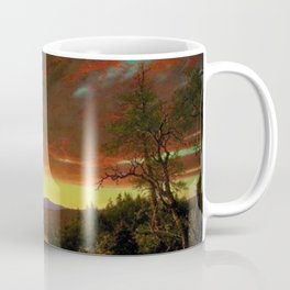 Twilight in the Wilderness by Frederic Edwin Church Coffee Mug