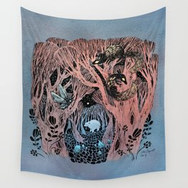 Midnight Grove Wall Tapestry