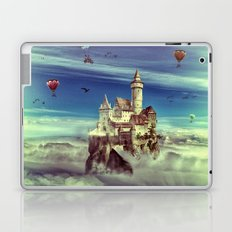 Laputa - Castle in the Sky Laptop & iPad Skin