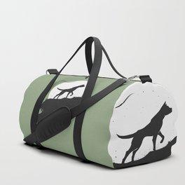 Canine Soul Duffle Bag